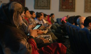 MDG : Afghan social media summit