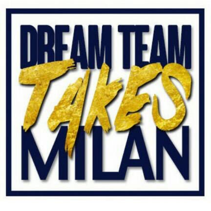 Dream Team Takes Milan